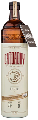 Catdaddy Spiced Moonshine